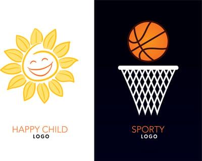 example of logo design